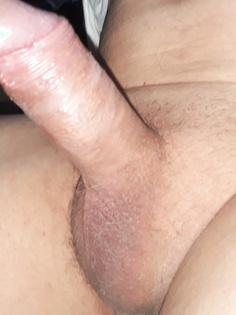 Penis zu dicker Ein Penis