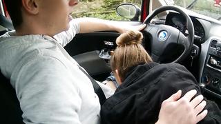 Blasen Beim Autofahren