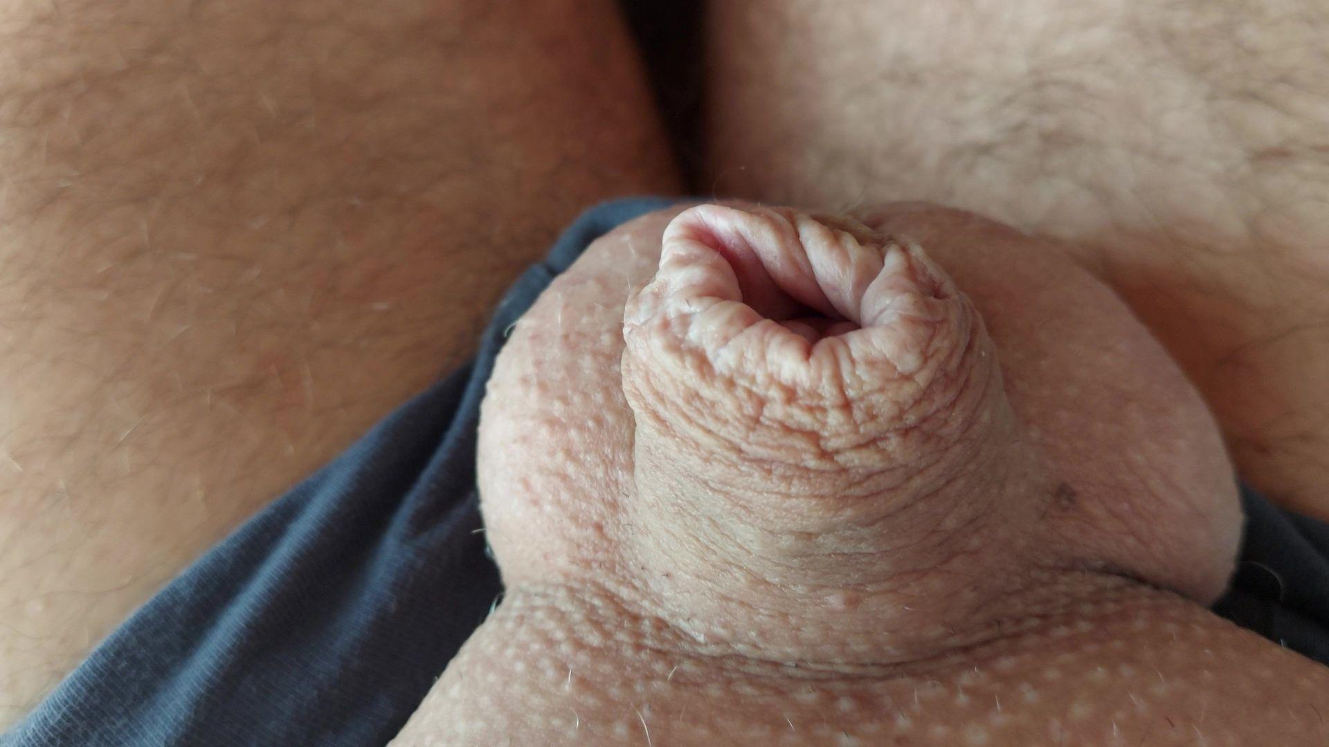Penis sehr kleiner Neuer Freund,