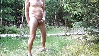 Wald nackt privat im Beste Gays
